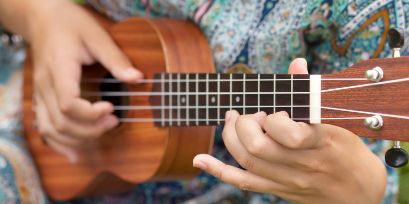 How to Play an F Major Scale On Ukulele