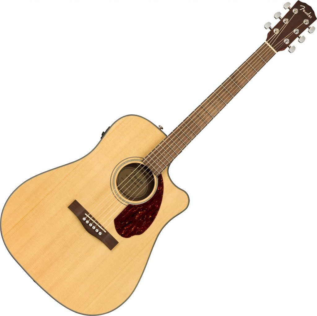 Fender CD-140SCE Acoustic-Electric Guitar