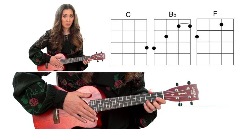 Disney ukulele chords