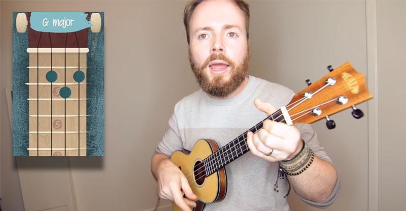 Disney songs ukulele chords