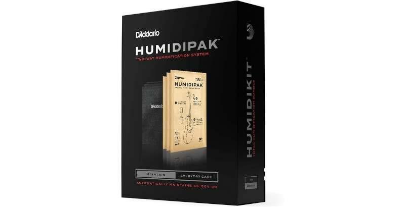 D'Addario Humidipak Automatic Humidity Control System