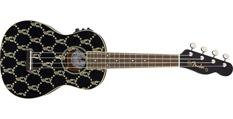 Fender Billie Eilish Signature Acoustic-Electric Ukulele