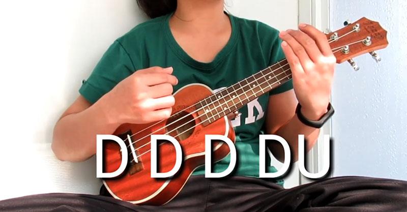 Worship music for the uke