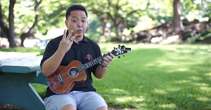 Island songs for ukulele