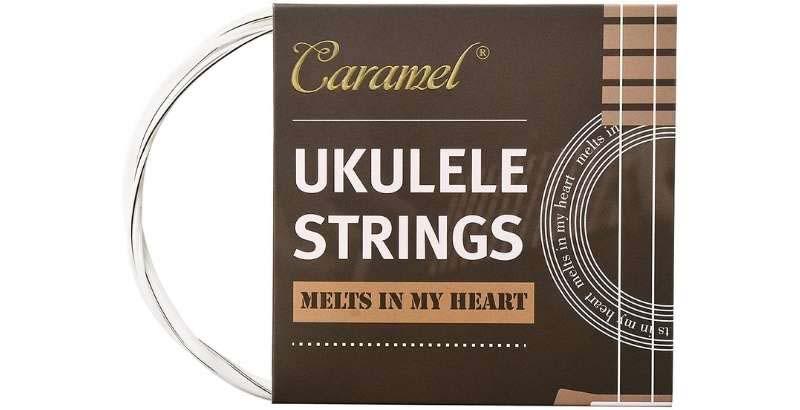 Caramel Baritone Ukulele Strings