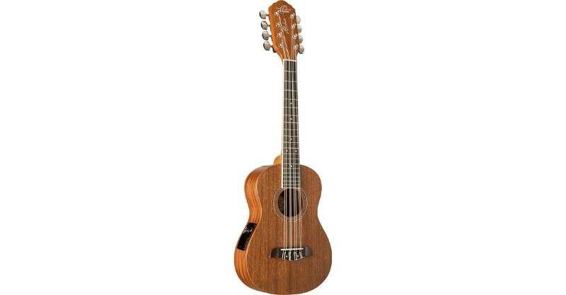 Eight-String Ukulele