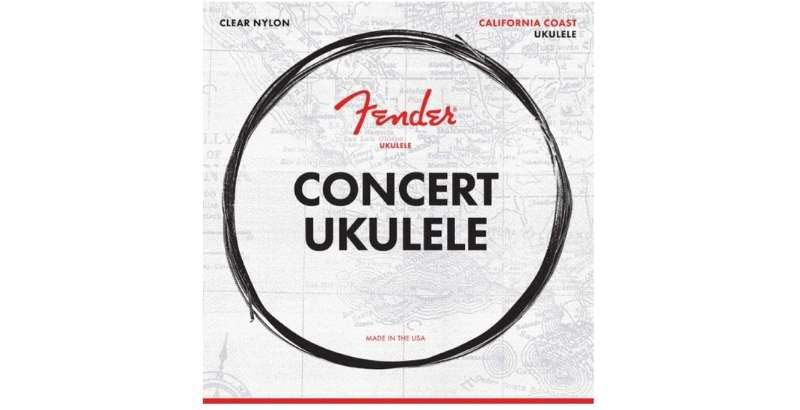Fender Concert Ukulele Strings