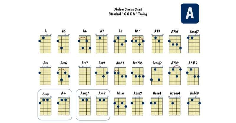 Four Strings on a Ukulele