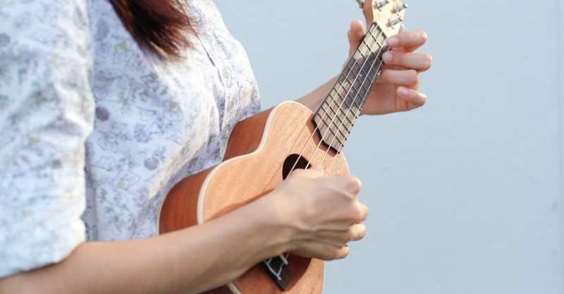 Learn How to Hold the Instrument