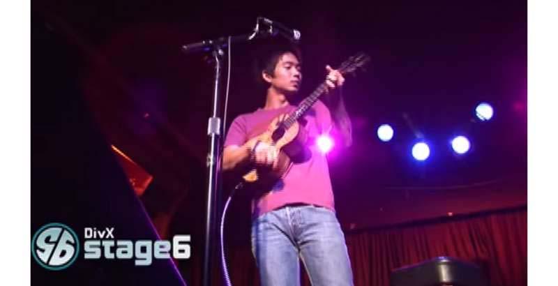 Live by Jake Shimabukuro