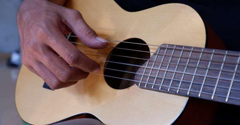 Six-String Ukulele