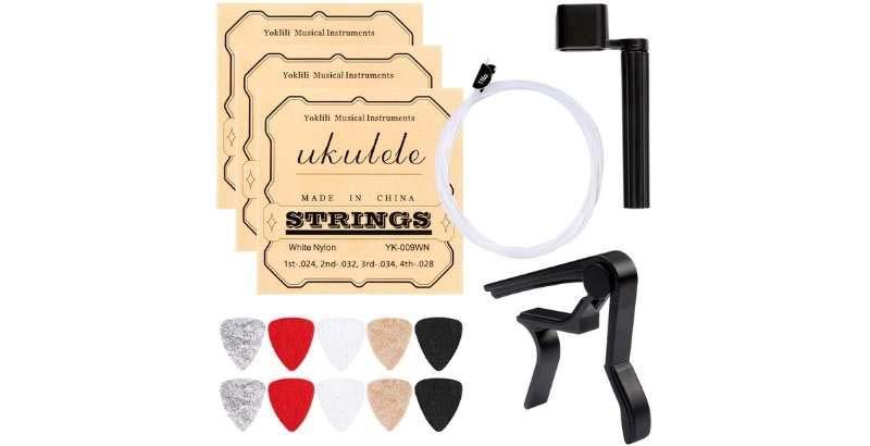 Yoklili Ukulele Strings Set