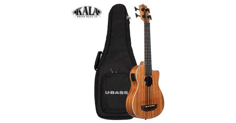 Kala Scout Acoustic Electric U-BASS