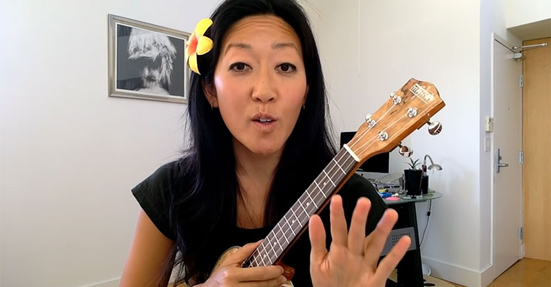 Easy beginner ukulele songs